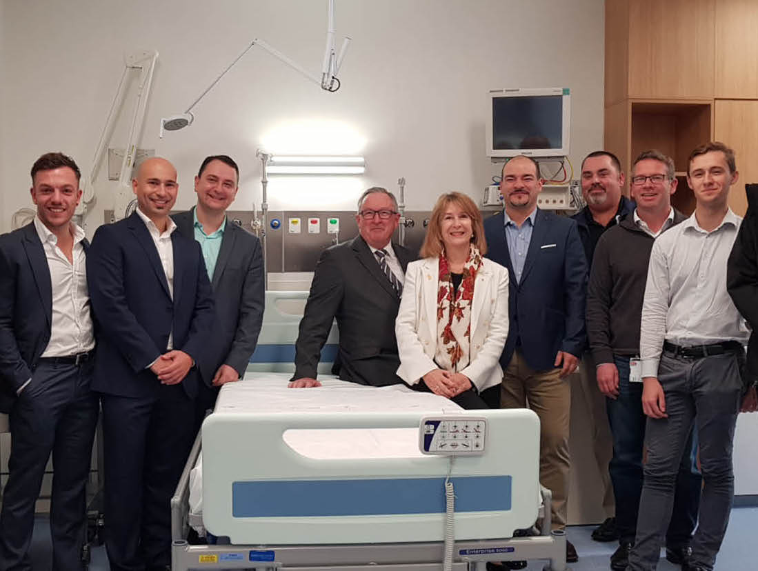 FDC's Close Observation Unit at The Children's Hospital at Westmead is officially open