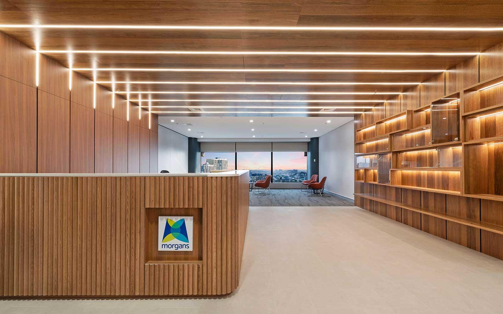 Morgans Financial Fitout, FDC Building